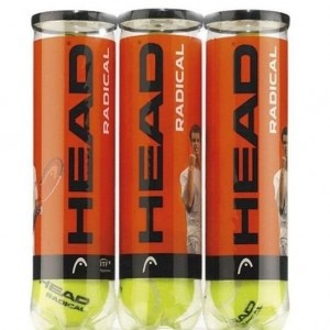 pelotas padel head radical